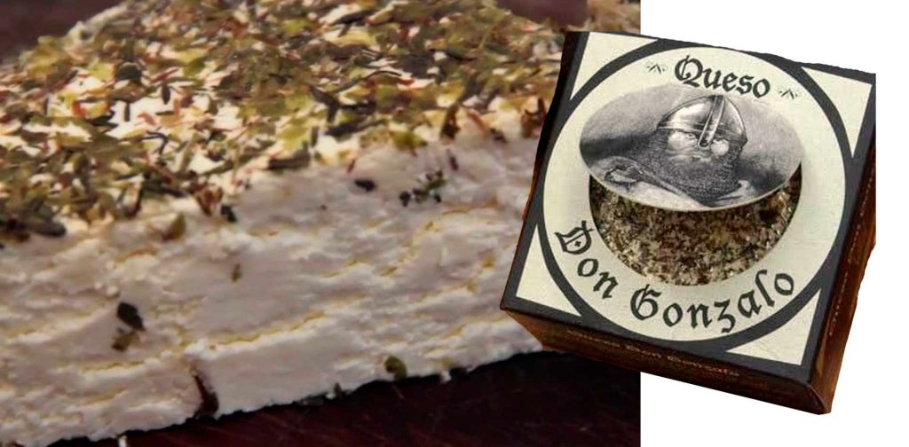 Queso Don Gonzalo Asturias